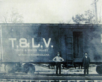 Trinity & Brazos Valley Railroad