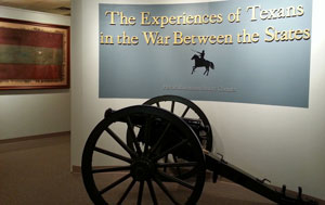 Texas Heritage Museum exhibit