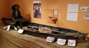 Vietnam War exhibit